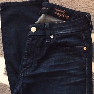 7 for all Mankind Jeans, Kimmie, 29 (runs small)